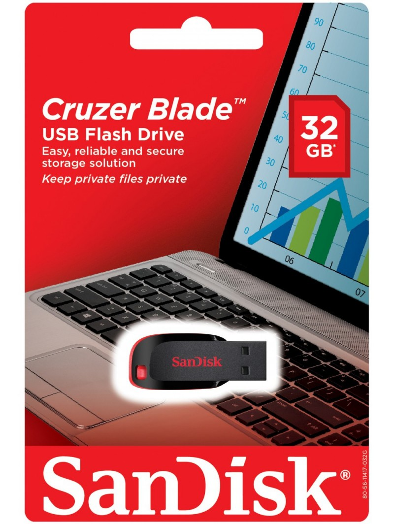 Flashdisk Sandisk 32gb