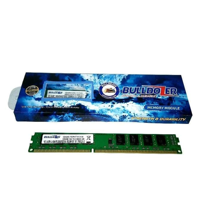 Memory DDR3 Bulldozer 2 GB