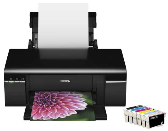 Printer Epson T60 Stylus Photo