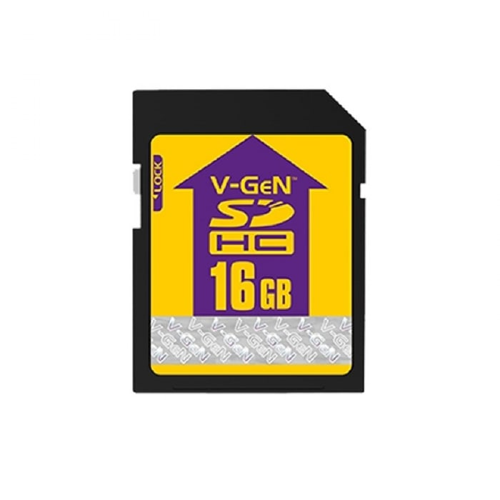 SD Card 16GB Vgen