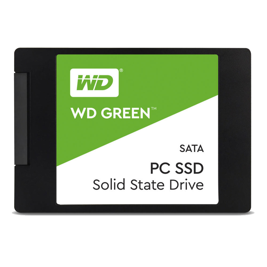 SSD Western Digital 120GB