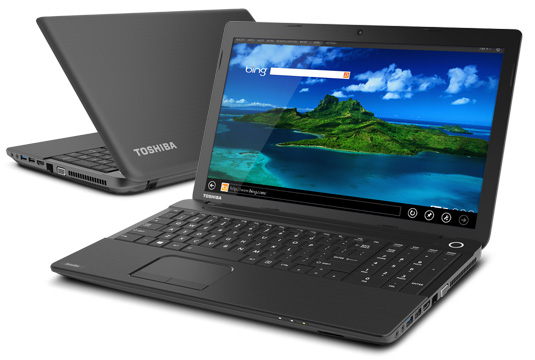 Toshiba Satellite C50 Core i3