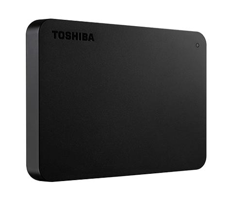 Tosiba Canvio 500GB,1TB&2TB
