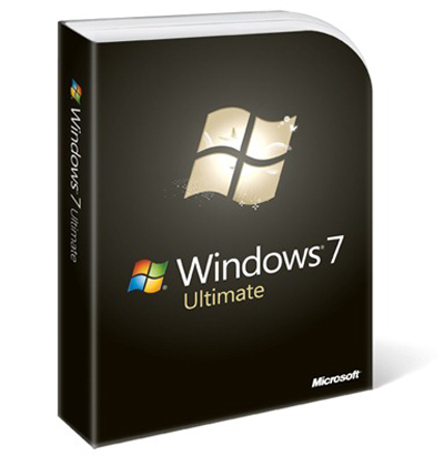 Windows 7 Ultimate 32 - 64 bit
