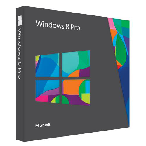 Windows 8 Professional 32 - 64 bit
