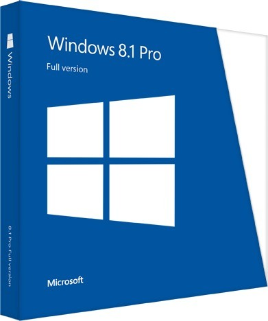 Windows 8.1 Pro 32 - 64 bit